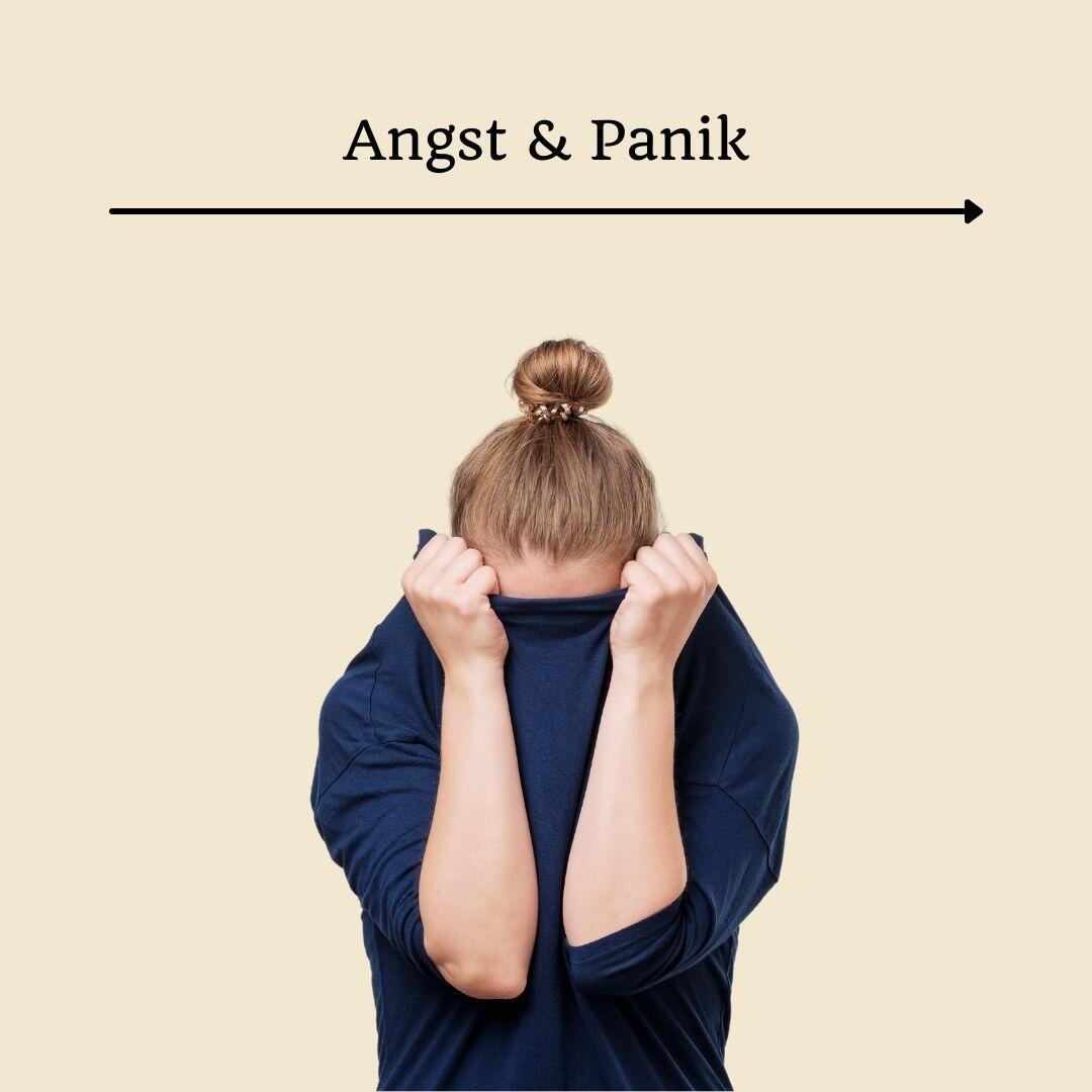Ängste und Panikattacken konrollieren