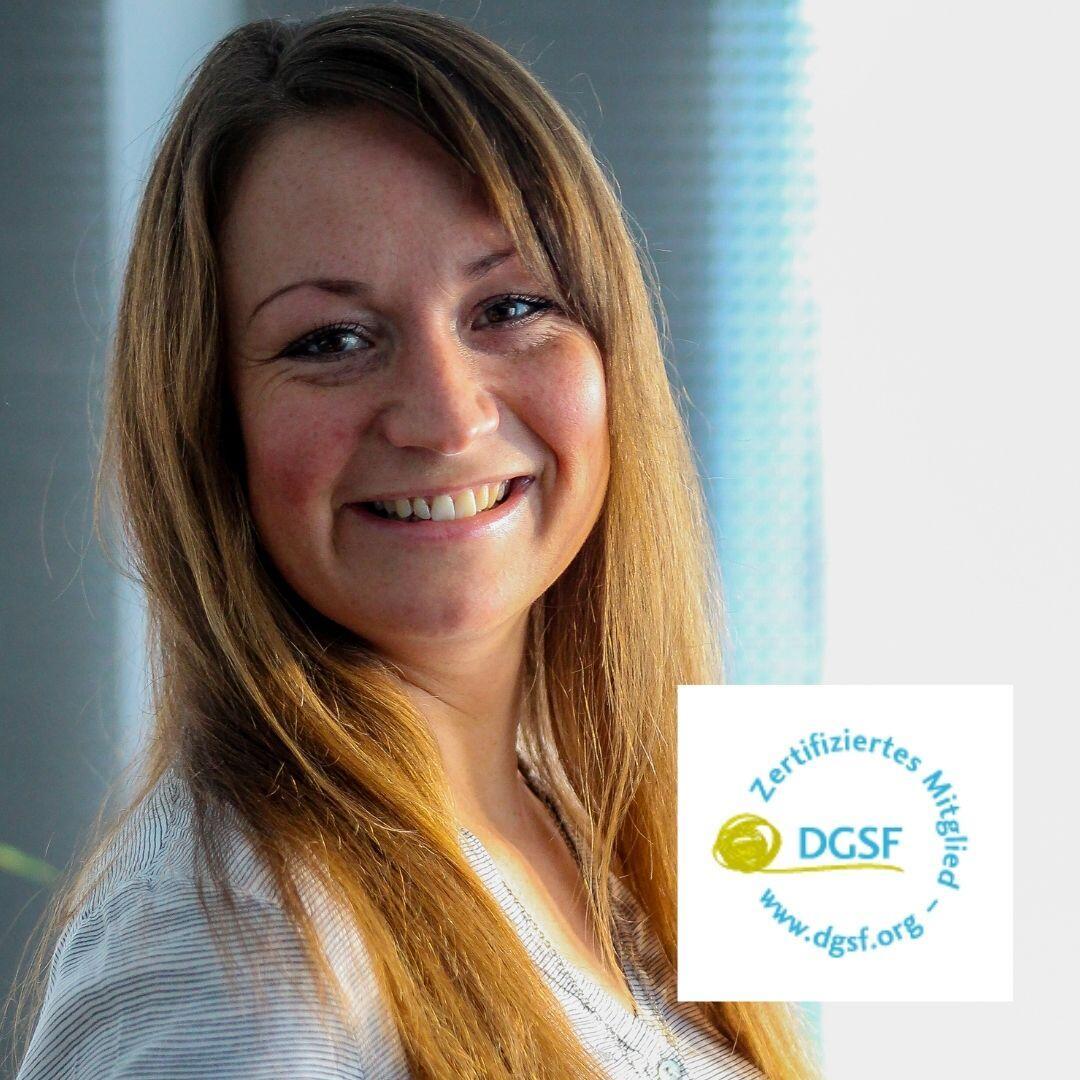 DGSF Mitglied Maria Herrmann